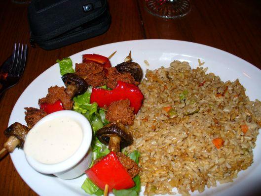 Pirates Tavern Sish Kabab