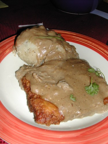 Vita Chicken Fried Steak