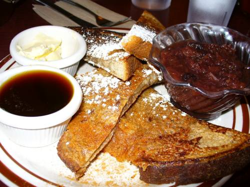 Morning Glory French Toast