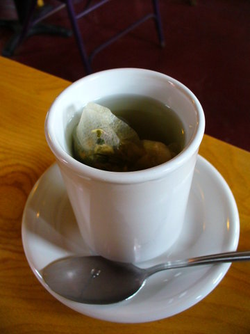 Ginger Mint Tea