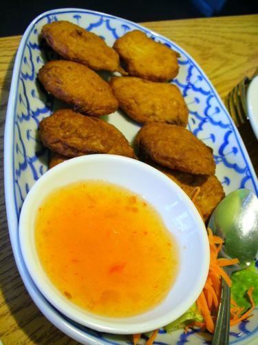 Vege Thai - Chicken Nuggets