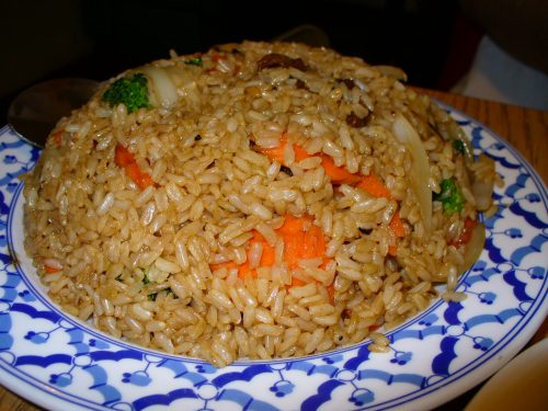 Vege Thai - Fried Rice