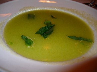 Wildwood - Cucumber Soup