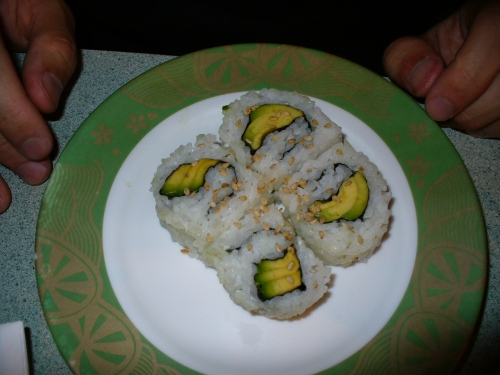 Sushi Land - Avocado