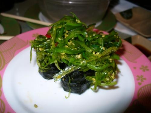 Sushi Land - Seaweed Roll