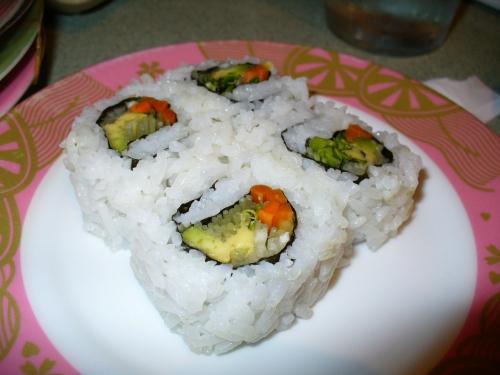 Sushi Land - Veggie Roll
