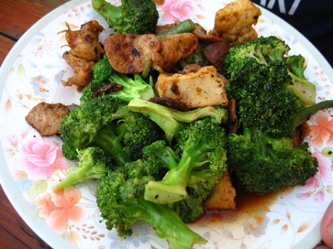 broccoli all meat
