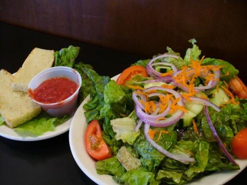 Pizzicato - Salad