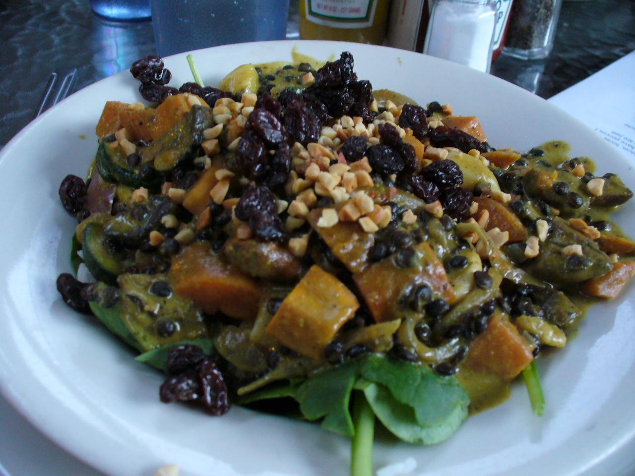 Tin Shed | Stumptown Vegans