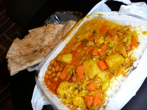 New Taste of India - Lunch Special