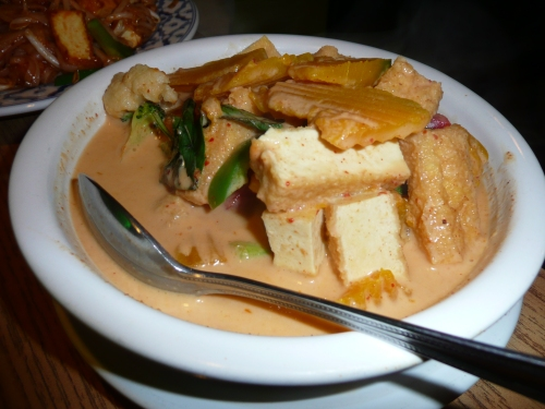 Vege Thai - Pumpkin Curry