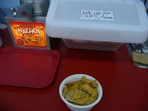 Food Fight - Nachos 2