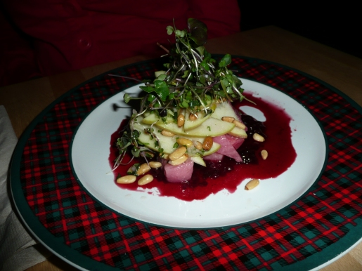 Nutshell - Beet Salad