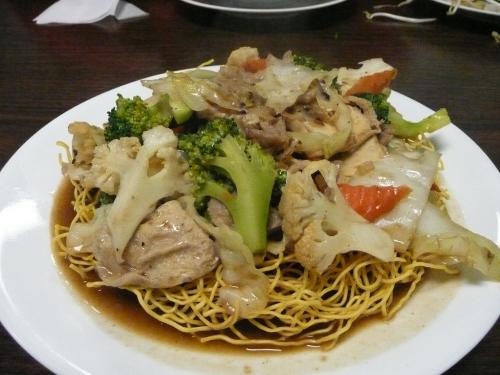 NQ - Crunchy Noodle