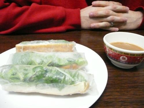 NQ - Salad Rolls
