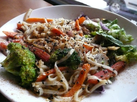 noodles-coconut curry