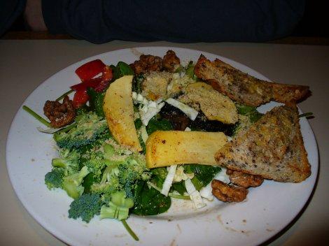 sage-spinach-salad