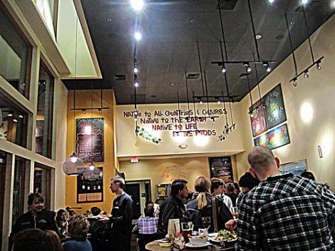 Native Foods Cafe on StumptownVegans.com